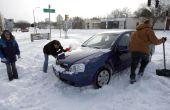 Get on-stuc - sneeuw loopvlakken voor uw auto