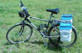 4 gallon vierkante emmer fietstassen maken voor minder dan $20