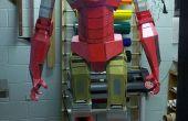 3D levensgroot Ironman