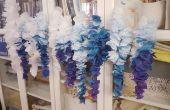 Silk Petal blauweregen/Lila, Ombre bloem