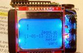 Afstand meten (en meer) apparaat met behulp van de Arduino en GPS