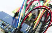 Geo-Data Logger: Arduino + GPS + SD + versnellingsmeter te melden, tijd-stempel, en geo-tag sensorgegevens