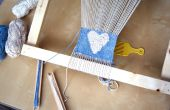 Maken van een Frame Loom voor weverij