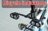 DIY lange batterij leven fiets indicatoren