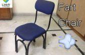 DIY - SMS Fart Prank stoel! [met Linkit een]