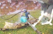 Geëxploiteerd water fietspomp (Tuntipump)