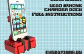 Lego Iphone / Ipod oplader Dock