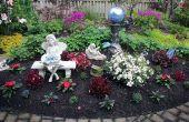 Hoe te bereiden en Plant een bloem Bed