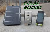Noodgevallen USB zonne-stopcontact: Zonne-Socket