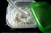 Maak uw eigen bakpoeder (glutenvrij)!