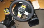 PC Steering Wheel Desk Mount