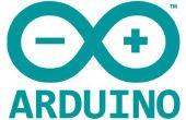 Arduino/Android BLUETOOTH seriële Monitor APP voor arduino met behulp van de HC-06 en ANDROID