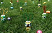 Bier Bunny of Pop kan Easter Egg Hunt