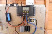 Snel en eenvoudig maken van elke PWM Solar Charge Controller in een Desulfator