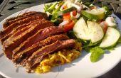 Koriander limoen Skirt Steak