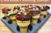 Muddy Delight Chocolade Cupcake kegel