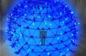 Licht-geluid-dome
