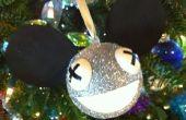 Hoe maak je een Deadmau5 kerst ornament dat oplicht!