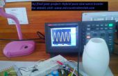 Zuivere sinus omvormer met behulp van pic-microcontroller
