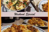 Recept voor kip Biryani laag | Slow-gekookte rijst & kip recept