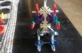 Knex Transformers Scout motorfiets