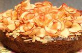 Rose boeket taart