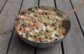Quinoa bonen salade