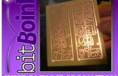 Snel en gemakkelijk PCB Prototyping met Vinyl!