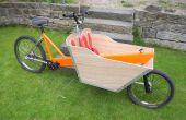 Lange John Cargo Bike