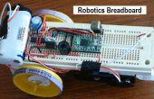 Eenvoudige Robotics Breadboard