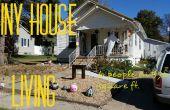 Familieversie van klein huis Living