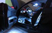 Hoe te installeren LED interieur lampen voor een BMW E60 5-serie