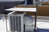 Verdampingsemissies lucht koeler automatisering