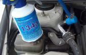 Hoe te laden uw auto airconditioner