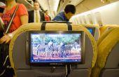 Tablet vliegtuig zetel mount