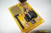 ATtiny V-USB Project Board