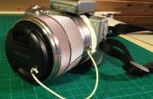 DIY lens GLB houder voor camera