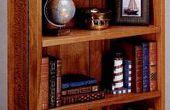 Hoe het bouwen van een boekenkast