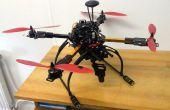 Bouwen van een HK X650F quadcopter voor GoPro stijl video en fotografie
