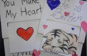 Valentines Flip kaart
