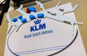 Augmented reality in mobiele apparaten als de toekomstige luchthaven begeleiding (TfCD) toe te passen