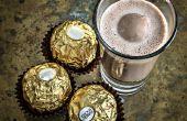 Ferrero Rocher hartelijke