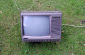 Hoe uit elkaar te halen TV