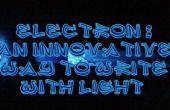 Elektron-een innovatieve manier om te schrijven met licht