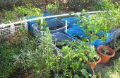 Snel en gemakkelijk, PVC tuin water geven systeem (voor onder $70)