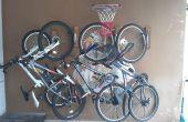 Zelfgemaakte fiets Wall Mount