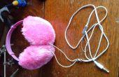 HEADMUFFS - hoofdtelefoon oorkappen