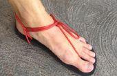 Vibram Huarache lopen / wandelen sandalen