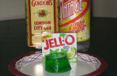 Gin en Tonic Jello Shots