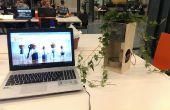 Air Purifier met behulp van een Plant (TfCD)